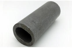 Elliptical seamless steel tube