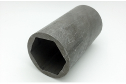Best selling hexagonal steel pipe